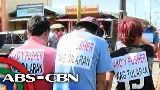 TV Patrol: 'Walk of shame' sa Tanauan, iniimbestigahan ng CHR