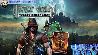 Victor Vran : Overkill Edition [PS4] - Grumpy Review