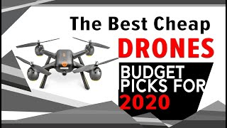 Best 5 drone cameras 2020 || hotshot drones for stunning 4K video || Best Photography Drones 2020