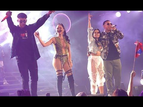 ¡Viva Latino! Chicago - Daddy Yankee   Dura (REMIX) ft. Bad Bunny, Natti Natasha, and Becky G