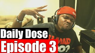 #DailyDose Ep.3 - Tips For High School, Why I Started YouTube, How I Found God | #G1GB