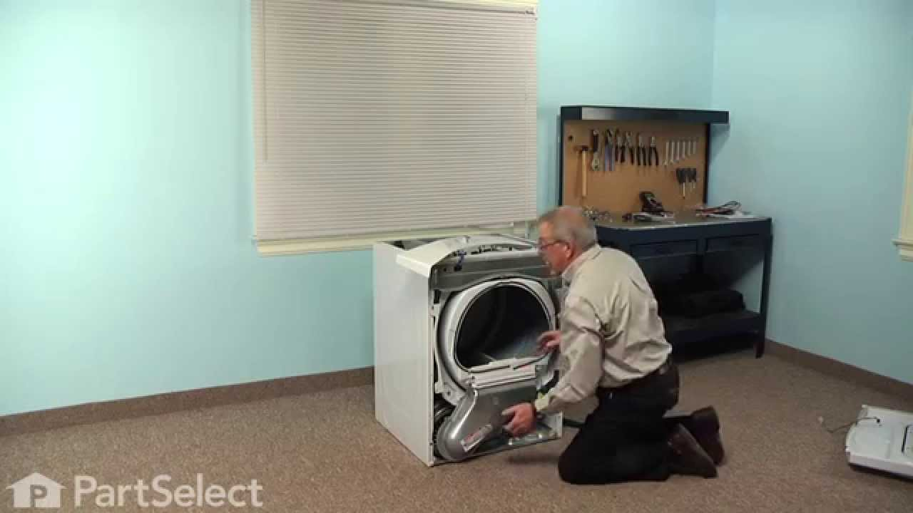Replacing your Whirlpool Dryer High Limit Thermostat and Thermal Cut-Off Kit