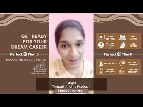 PERFECT PLAN B REVIEW   Perfect Python Course Reviews   P2B Learning
