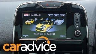 Renault Clio GT Premium R-Sound Effect RS