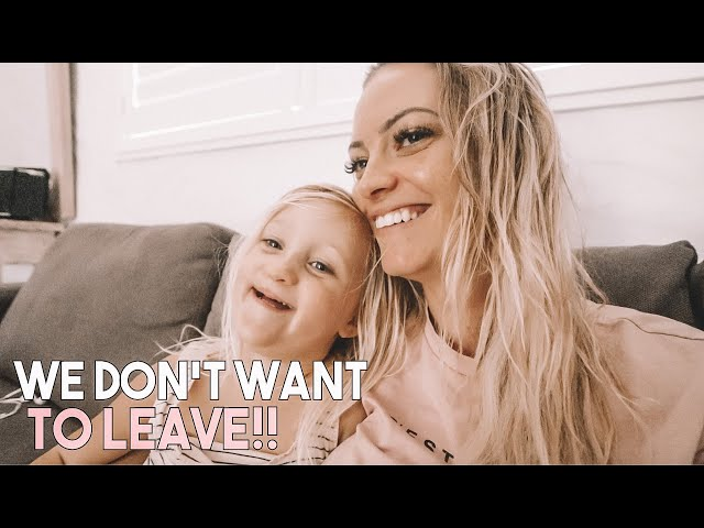 I DON'T WANT TO LEAVE! WE'RE HAVING SO MUCH FUN... & WE WENT SURFING! *AUSSIE MUM VLOGGER*