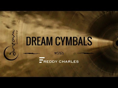 Drumset and Dream Cymbals Demo