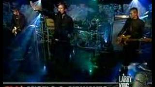 "Angels & Airwaves- ""Everything's Magic"" on Larry King Live"