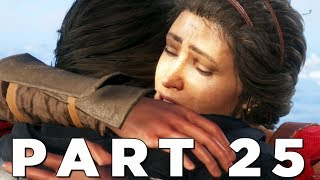 ASSASSIN'S CREED ODYSSEY Walkthrough Gameplay Part 25 - MYRRINE (AC Odyssey)
