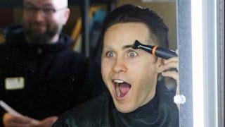 <b>Jared Leto</b> Transformation Into The Joker  Featurette