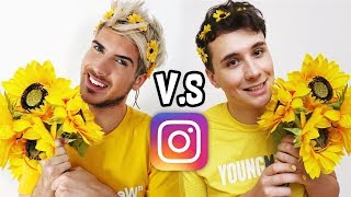 RECREATING YOUTUBER INSTAGRAMS! - Video Youtube