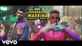 Maes   Madrina Ft. Narrox (Parodie Fortnite)