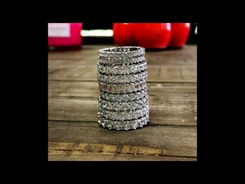 Different Types of Women's Wedding Bands