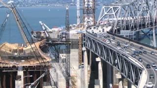 San Francisco – Oakland Bay Bridge, San Francisco