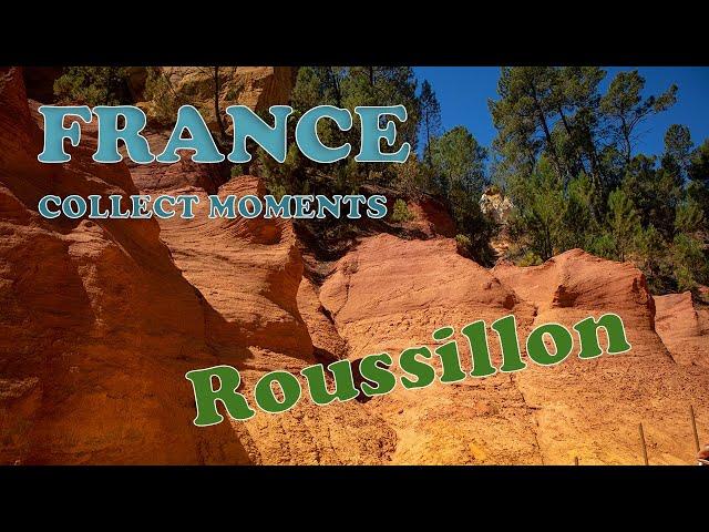 Roadtrip Frankrijk #4 Wandelen | Le Sentier des Ocres | Roussillon