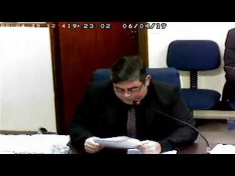 Câmara Municipal de Juquitiba - 17ª Sessão Ordinária 2019