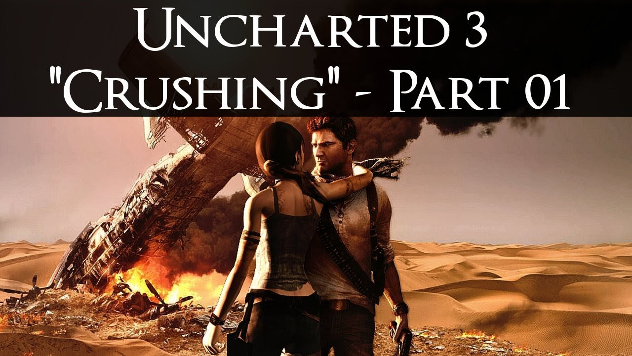 Uncharted 3: Extrem Schwierig Run (feat. Andi) – Part 1