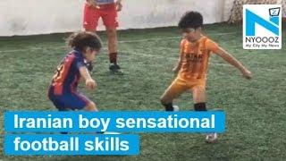 5-year old football prodigy impress Anand Mahindra