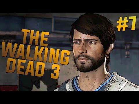 The Walking Dead 3 - |#07| - Tohle jsou Novohraničáři, bejby! | Český Let's Play | Český překlad