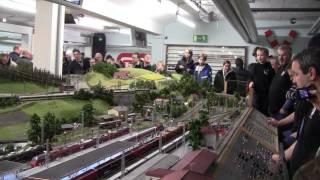 preview picture of video 'MEC Landshut Modellbahnausstellung 2012'