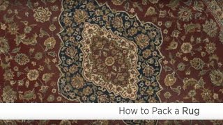 Poster image for How to Pack a Rug