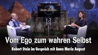 Vom Ego zum wahren Selbst – Anna Maria August bei SteinZeit