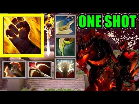 One Shot Sleight Of Fist | Dota 2 Ability Draft