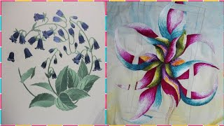 The Beauty Of Japanese Embroidery Patterns