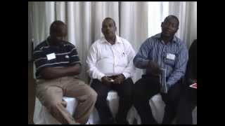preview picture of video 'Supply Chain Capacity Development: participants reflect on the training week in Arusha, Tanzania'