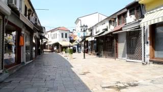 アキーラさん散策②旧ユーゴスラビア・マケドニア・スコピエ・オールドバジャールOld-Bazaar,Skopje,Macedonia