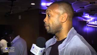 """Roy Jones """"Hopkins boring in his prime, still boring now. He bores opponents so they dont perform"""