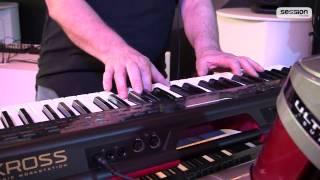 Musikmesse 2013 - Korg Kross Performance