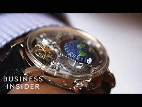 $450,000 for a BOVET Watch