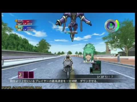 yu gi oh 5d wheelie breakers wii part 1
