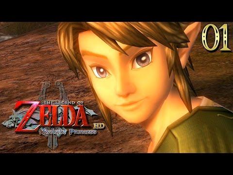 The Legend Of Zelda Twilight Princess Hd Walkthrough Zelda