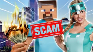 The History of Minecraft's Failed Convention - Mine-O-Rama