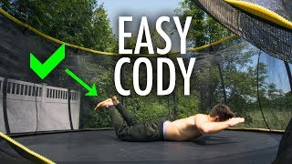 Finally Learning How to Trampoline Cody Right!