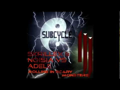 Subcycle - Rolling In Scary Monsters (Skrillex & Noisia Vs Adele)