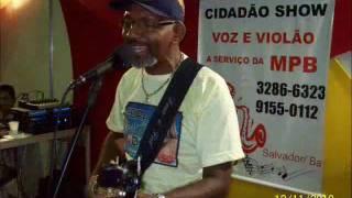 CIDADÃO SHOW   Mucama  Erasmo Dibell