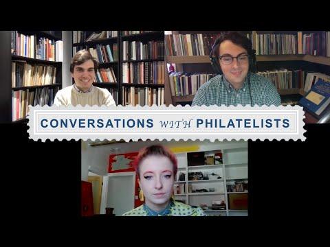 Conversations with Philatelists: Ep. 53 Constanze Dennis: On Auction House Management