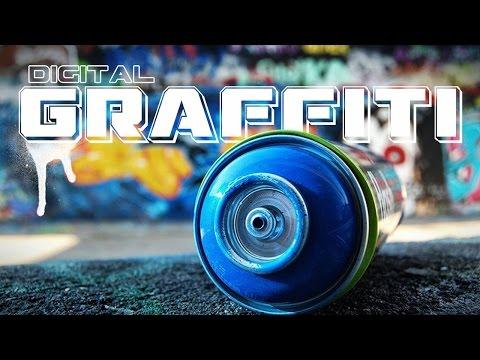 After Effects Tutorial – Create Digital Graffiti