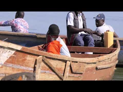 UNRA suspends Nakiwogo ferry