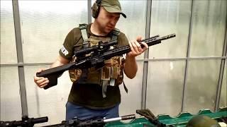 Zbroyar Z-15 .223 Бюджетный Colt Competition?