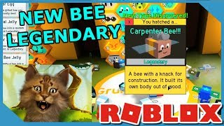 NEW LEGENDARY BEE AND ALL THE ROBUX PACKS IN ROBLOX BEE SWARM SIMULATOR UPDATE!