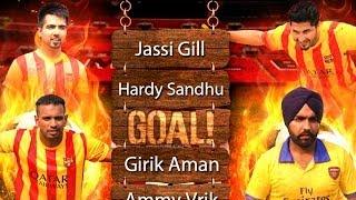 Goal - Jassi Gill | Hardy Sandhu | Girik Aman | Ammy Virk