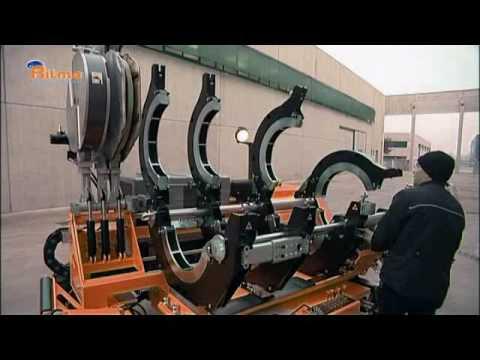 Delta 630 All Terrain Butt Fusion for Pressure Pipe