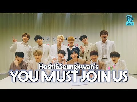 (ENG sub) [V LIVE] SEVENTEEN - A probability of all 13 members being cute, funny, and adorable = SVT