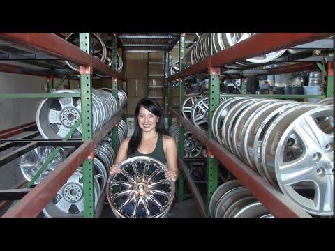 Factory Original Chrysler PT Cruiser Rims & OEM Chrysler PT Cruiser Wheels – OriginalWheel.com
