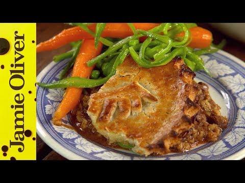 Welcome Baby George! | Wills & Kate's Pie | Jamie Oliver