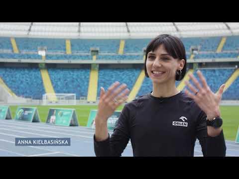Trening na Stadionie Śląskim. Justyna Święty - Ersetics vs Anna Kiełbasińska