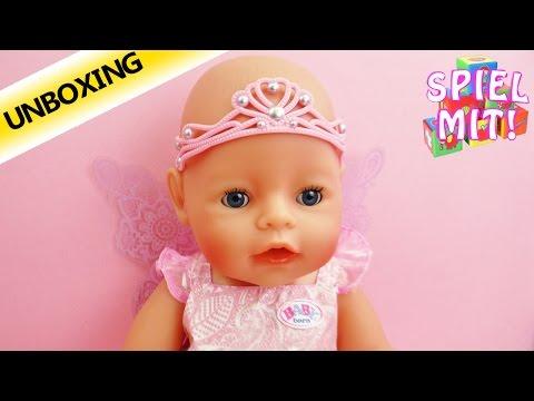 BABY BORN PRINZESSINNEN KOSTÜM Deutsch | Zapf Creation | Kleidung für Puppen